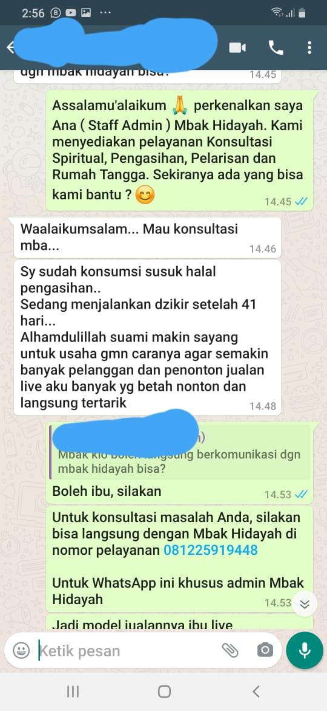 Testimoni susuk Halal 6